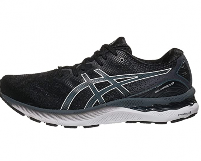 Best Shoes for Foot Pain ASICS GEL-Nimbus 23