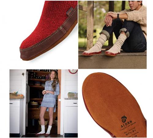 Acorn Unisex Original Slipper Sock