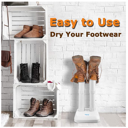 LAVIEAIR Shoe Dryer, Boot Deodorizer, Ultra Quiet