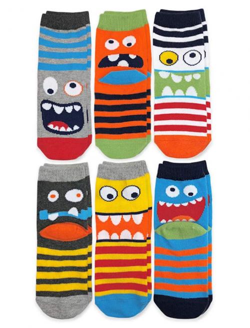 Jefferies Socks Crew Best Kids Socks