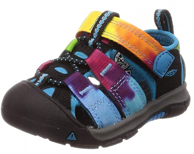 KEEN Unisex-Child Newport H2 Closed Toe Water Shoe