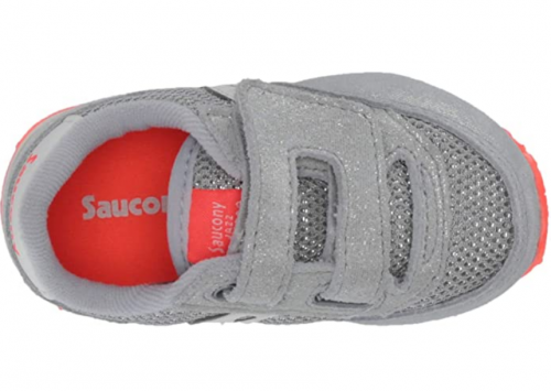 Saucony Unisex-Child Baby Jazz Hook & Loop Sandal