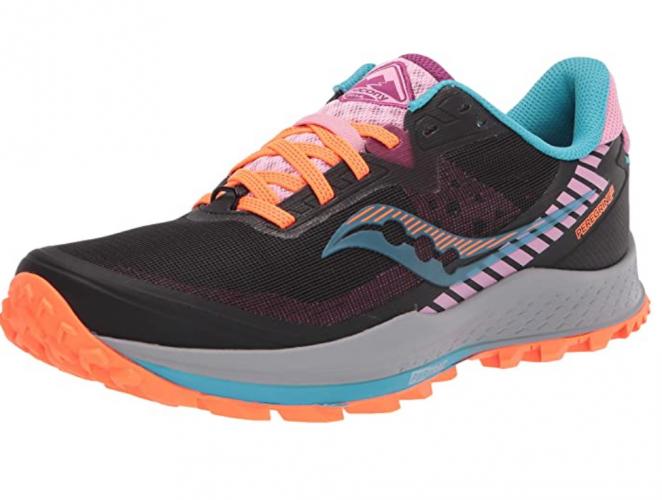 Saucony Women's Peregrine 11 Trail Running Shoe