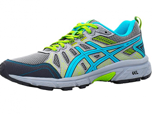 ASICS Women's Gel-Venture 7 best shock absorbing shoes