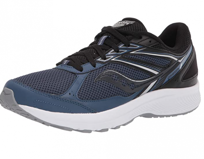 Saucony Men's Cohesion 14 best shock absorbing running shoes