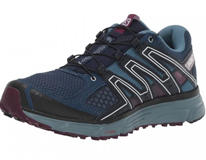Salomon X-Mission 3 best shock absorbing running shoes