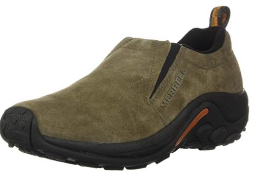 Merrell Men's Jungle Moc Slip-On Shoe best walking shoes for overpronation