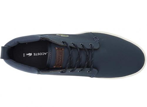 Lacoste shoes Ampthill top view