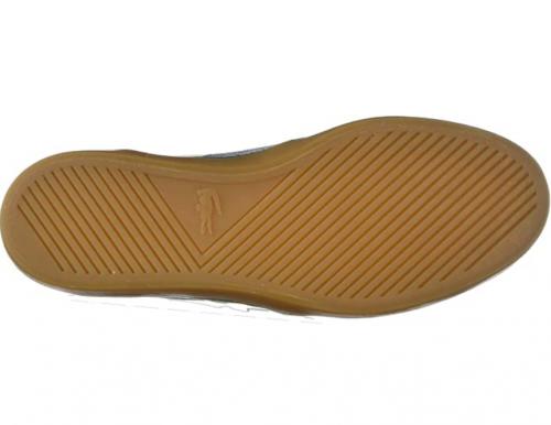 Lacoste shoes Gazon top view