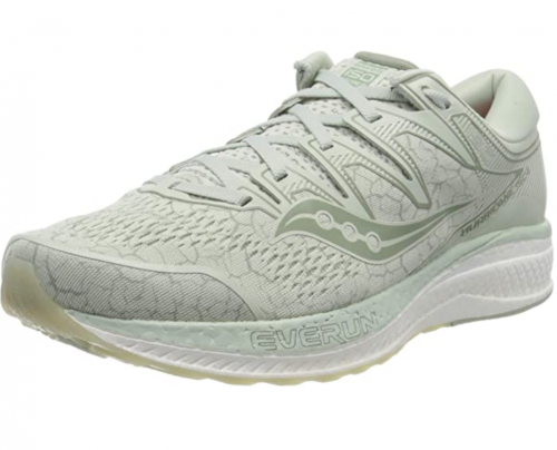 image of Saucony Hurricane ISO 5 best shoes for shin splints