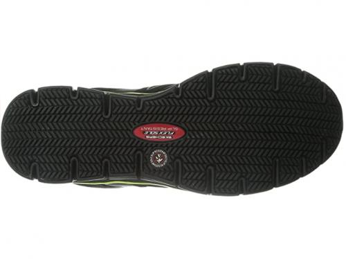Skechers for Work Men's Synergy Ekron Alloy Toe Work Shoe