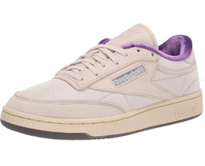Reebok Unisex-Adult Club C 85 Sneaker