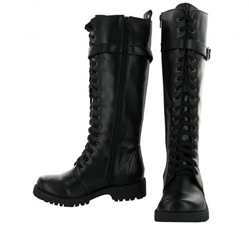 Volatile Boot Camp punk combat boots