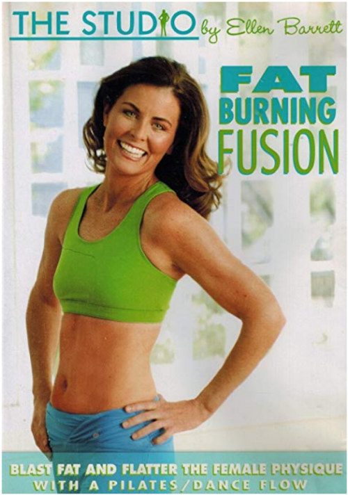 Seth D. Stein Fat Burning Fusion best workout videos for women dvd set