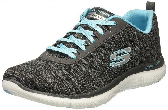 image of Skechers Flex Appeal 2.0 best walking shoes