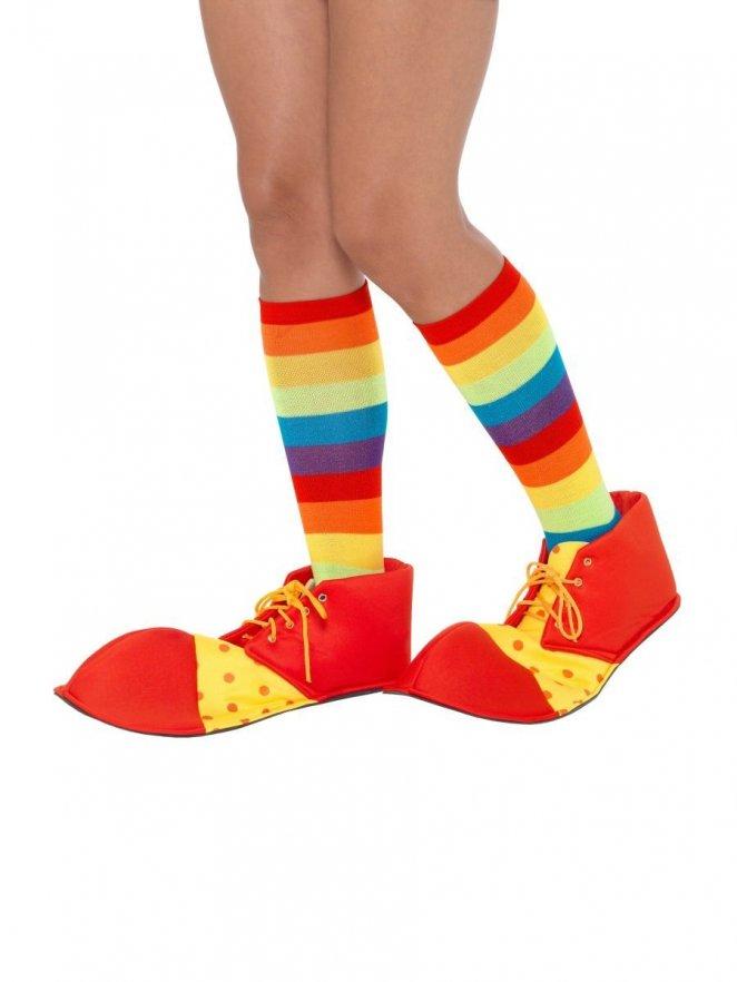 Smiffys Unisex Spotty Clown
