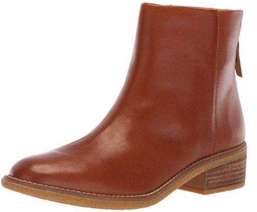 Sperry Maya Belle light brown & tan boots