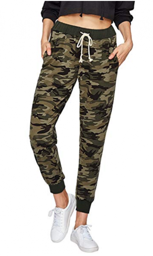 SweatyRocks Active Pant-Best Skinny Joggers for Women Reviewed 2