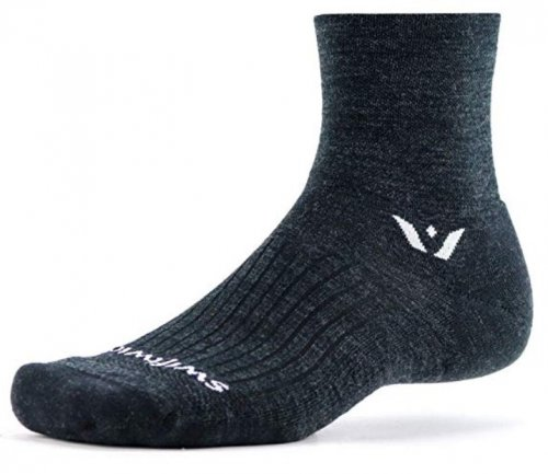 Swiftwick Pursuit Four Best Wool Socks for Running