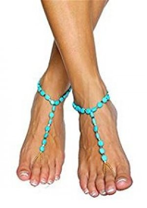 Turquoise Beach Sandals