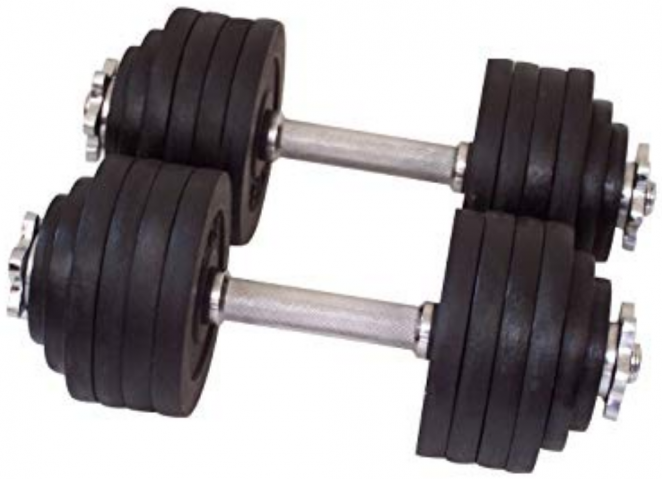 Unipack Adjustable weights