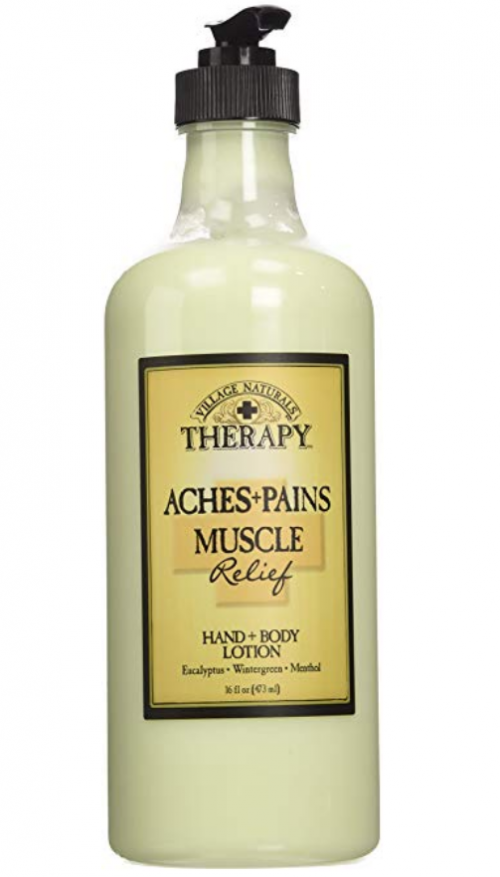 Village Naturals Therapy-Best-Muscle-Relaxer-Reviewed