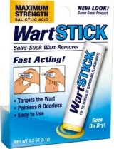 WartStick Remover