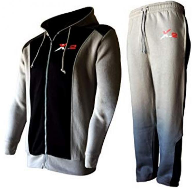 X-2 Jogging Sweatsuit tracksuit