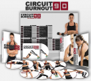 X-TrainFit Circuit Burnout 90 best workout videos for women DVD set