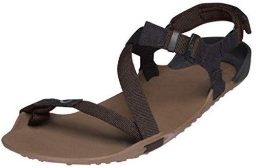 Xero Z-Trek barefoot running sandals