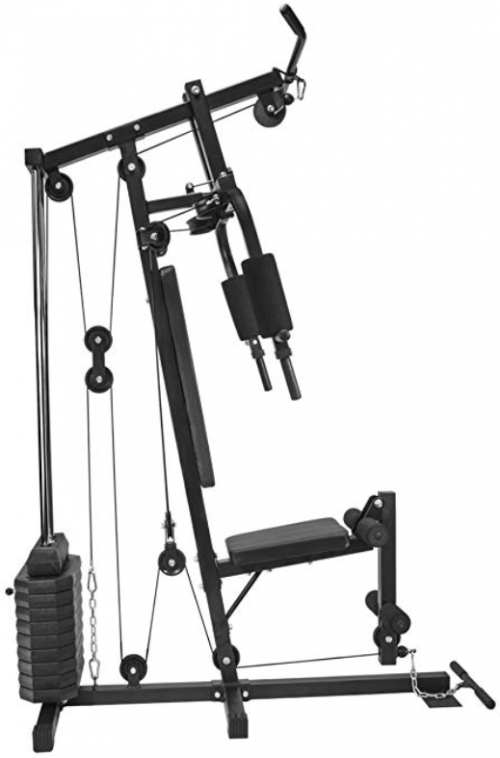 XtremepowerUS Fitness Station-Best-Home-gym-equipment-Reviewed 2
