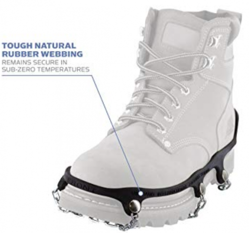 Yaktrax Traction Chains-Best-Ice-Grippers-for-Shoes-Reviewed 2