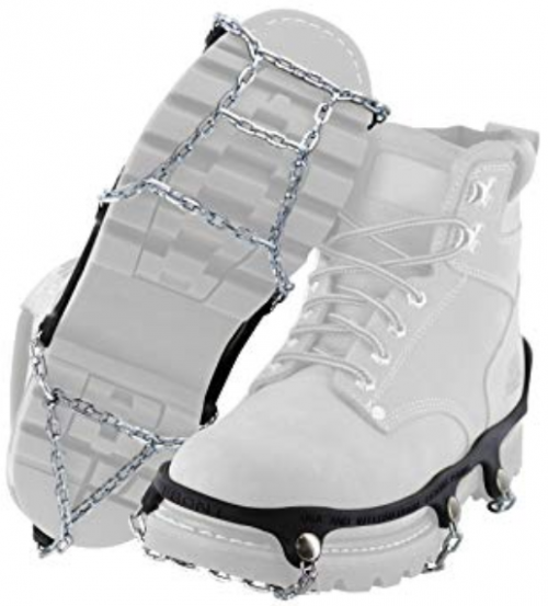 Yaktrax Traction Chains-Best-Ice-Grippers-for-Shoes-Reviewed