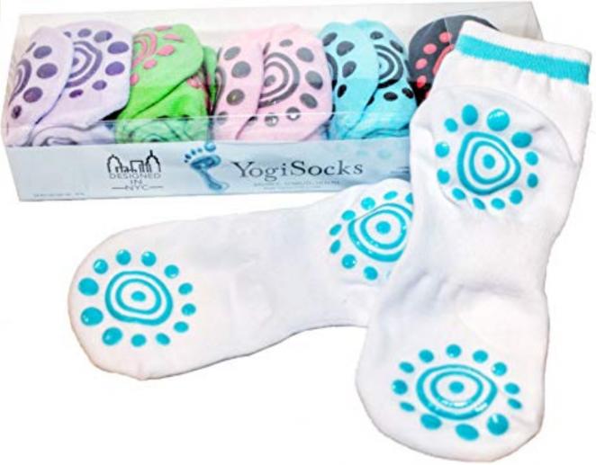 image of YogiSocks yoga socks