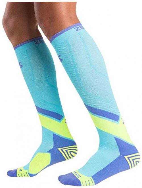 Zensah Tech+ Best Compression Running Socks
