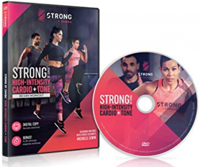 Zumba Fitness Strong best workout videos for women