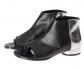 Maison Margiella Black Leather