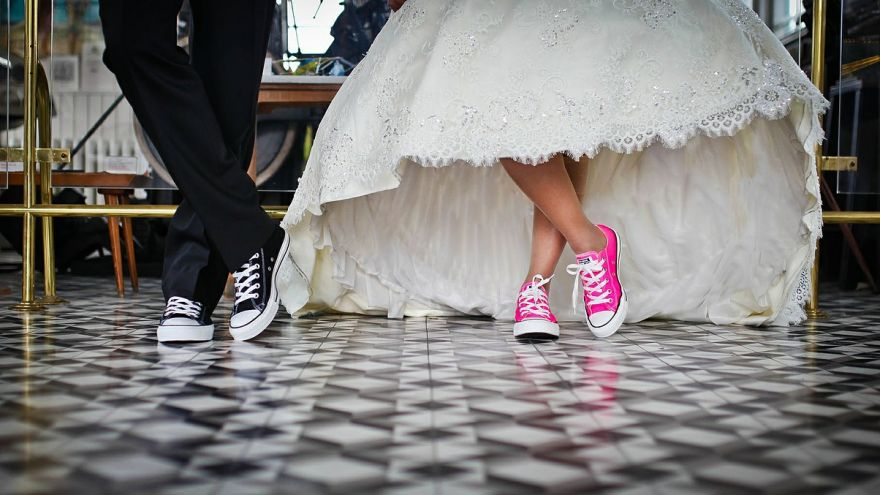 Wedding Shoes: High-Heel or Low-Heel Shoes