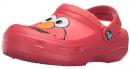 sesame street shoes Crocs Funlab Elmo