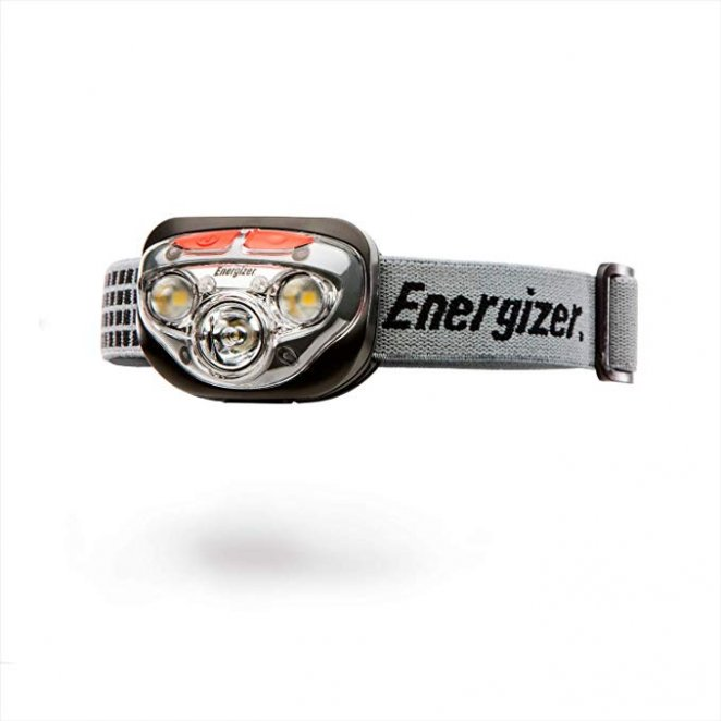 Energizer Vision HD+ headlamp