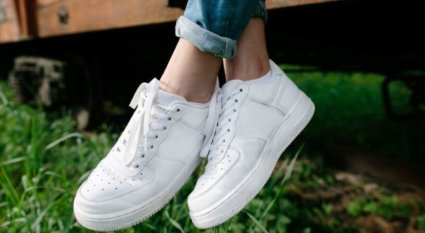 How to Clean White Shoes: Leather, Tennis or Canvas!