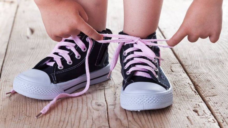 How to Tie Shoes for Kids?