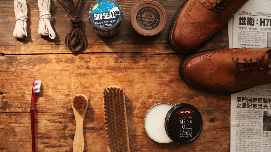 Leather Shoe Care Guide in 2020