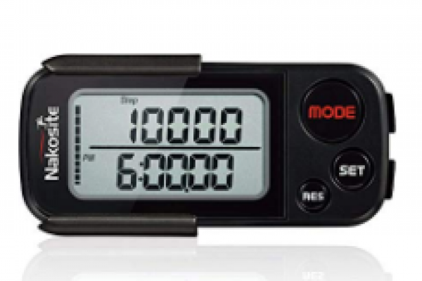 A great choice of quality pedometers so that you can measure your daily tally of steps which you take.