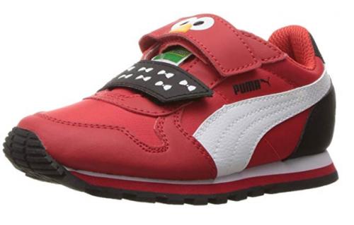 sesame street toddler shoes Puma Runner