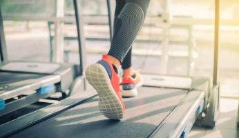 running on treadmill vs running outside