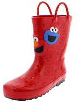 Elmo Rain Boots