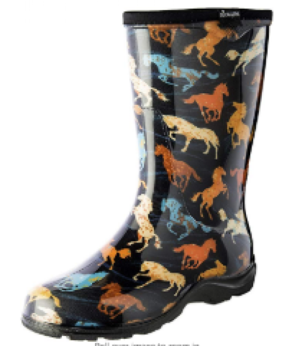 Here we review Sloggers Rain Boots for the ladies, for reliable comfort and protection
